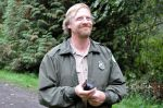 Carkeek Park Naturalist Brian Gay helped ensure the success of our Festival of Fruits.